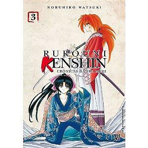 Rurouni Kenshin - Vol. 3