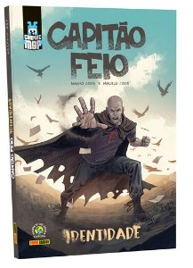 Capitão Feio: Identidade - Capa Dura