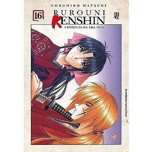 Rurouni Kenshin - Vol. 16