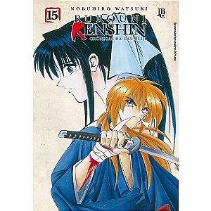 Rurouni Kenshin - Vol. 15