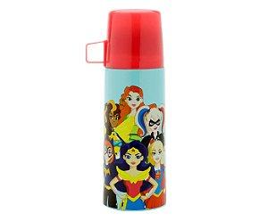 Garrafa Térmica - All Heroes Super Heroes Girls