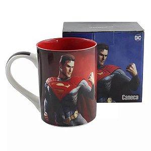 Caneca Injustice: Superman