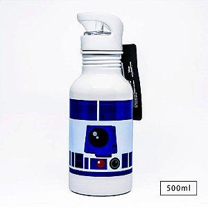Garrafa Alumínio Star Wars - R2D2