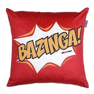 Capa Almofada Bazinga The Big Bang Theory