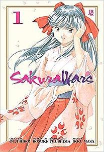 Sakura Wars Trig Vol.01