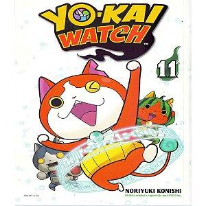 Yo-Kai Watch - Edição 11