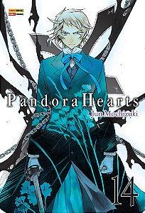 Pandora Hearts - Edição 14