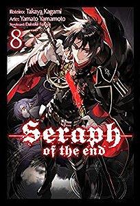 Seraph of the End - Edição 08