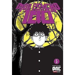 Mob Psycho 100 - Edição 5