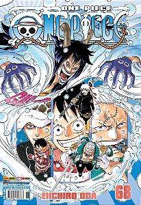 One Piece - Edição 68