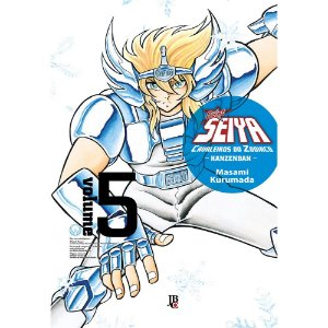 Cavaleiros do Zodíaco - Saint Seiya Kanzenban - Volume 5
