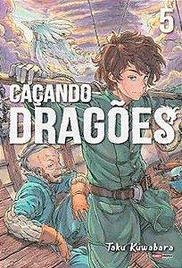 Caçando Dragões - 5