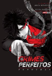 Crimes Perfeitos: Funouhan - Volume 7