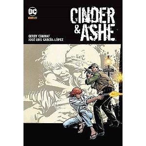 Cinder e Ashe - Gerry Conway e José Luis García-López