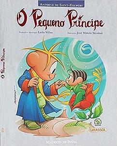 O Pequeno Príncipe (almofadado) - Turma da Mônica