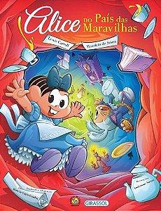 Alice no País das Maravilhas - Turma da Mônica