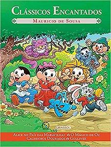 Turma da Mônica - Volume 3 - Coleção Clássicos Encantados