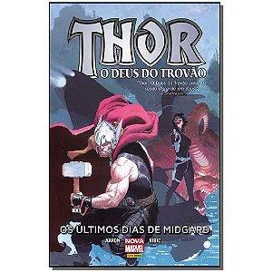 Thor - O Deus Do Trovão: Os últimos dias de midgard