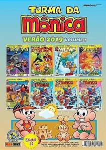 Turma da Mônica - Quatro Estações - Verão 2019 Volume 1