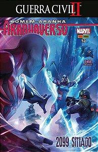 Homem-Aranha: Aranhaverso - Edição 17 - 2099 sitiado