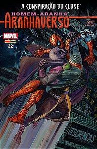 Homem-Aranha: Aranhaverso - Edição 22 - Descrenças