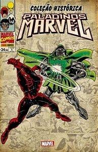 Coleção Histórica Marvel: Paladinos Marvel - Volume 5