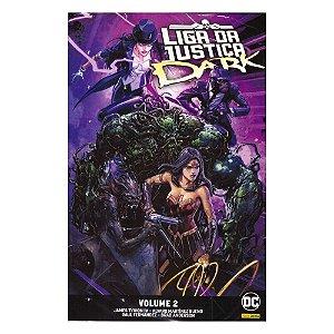 Liga da Justiça Dark - Volume 2