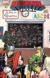 Deadpool Extra - Edição 3 - A Arte da Guerra