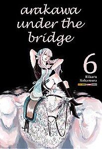 Arakawa Under The Bridge - Edição 6