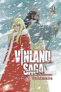 Vinland Saga - Edição 4