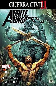 Avante, Vingadores - Edição 12