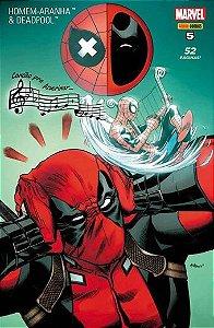 Homem-Aranha & Deadpool - Edição 5 - Canção Pra Azucrinar...