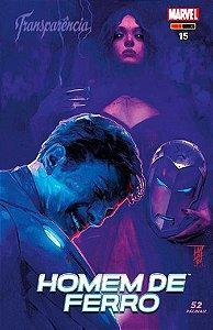Homem de Ferro - Edição 15 - Transparência