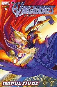 Os Vingadores - Ed. - 4 Impulsivos