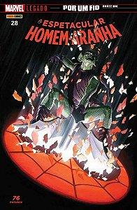 O Espetacular Homem-Aranha - Edição 28 - Marvel Legado: Por Um Fio - Parte 1
