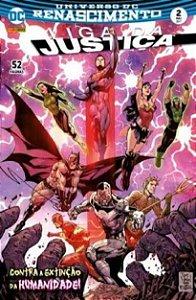 Liga da Justiça: Renascimento - Edição 2