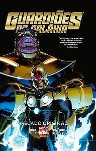 Guardiões da Galáxia: Pecado original Capa Dura