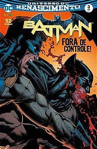 Batman: Renascimento - Edição 3