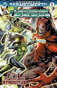 Lanternas Verdes: Renascimento - Edição 3