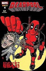 Deadpool - Edição 6 Revelações