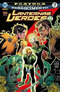 Lanternas Verdes: Renascimento - Edição 13