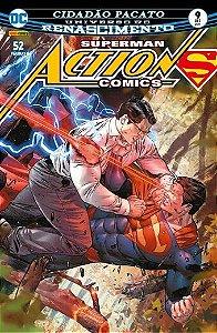 Action Comics: Renascimento - Edição 9 Cidadão pacato