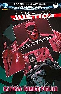 Liga da Justiça: Renascimento - Edição 18