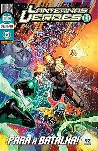 Lanternas Verdes: Renascimento - Edição 24