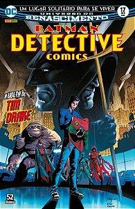 Detective Comics: Renascimento - Edição 17