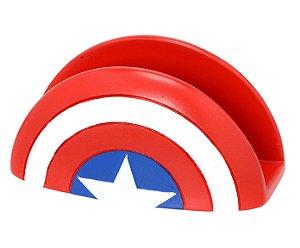 Porta Cartões Capitão América