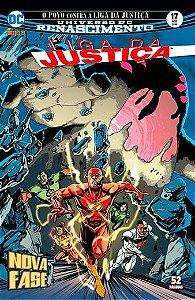 Liga da Justiça: Renascimento - Edição 17