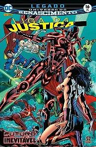Liga da Justiça: Renascimento - Edição 16