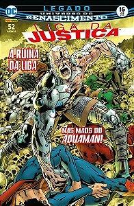 Liga da Justiça: Renascimento - Edição 15