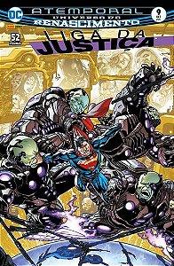 Liga da Justiça: Renascimento - Edição 9